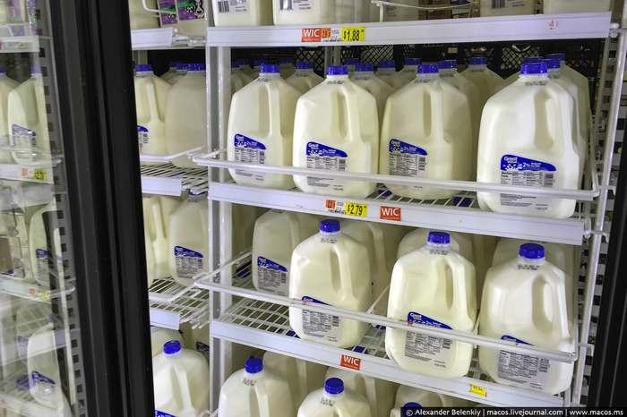 Что едят американцы? Большой тур по супермаркетам. walmart, не мое, livejournal, Америка, длиннопост