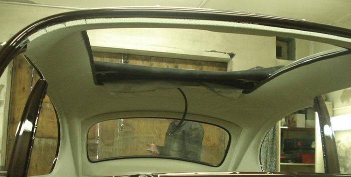 Volkswagen Beetle восставший из руин реставрация, своими руками, Volkswagen, drive2, длиннопост