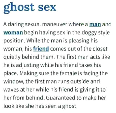 "Секс в стиле ""привидение"" 9gag, Перевод, Секс, Привидение, Текст, Картинка с текстом"