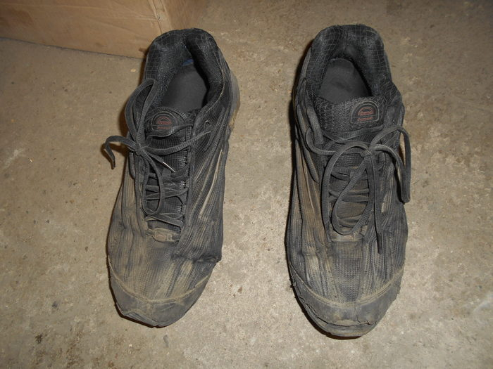 Прощайте мои первые кроссовочки... Старые вещи, Обувь, Моё