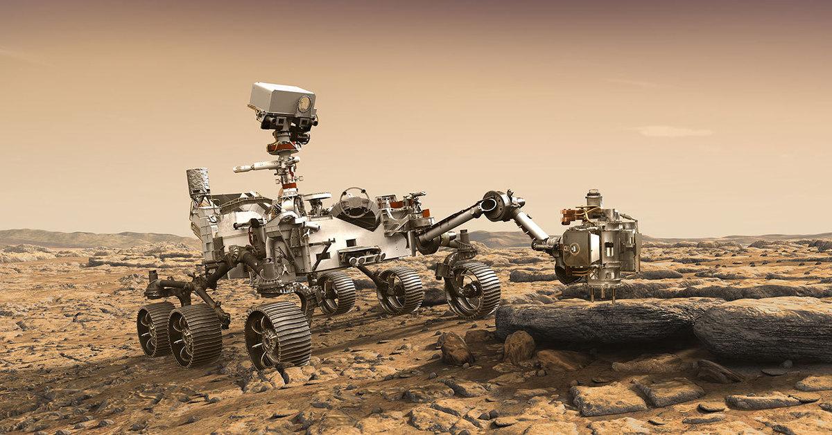 nasa mars rover - HD1732×975