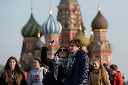 Москва стала популярнее Парижа Москва, Туризм