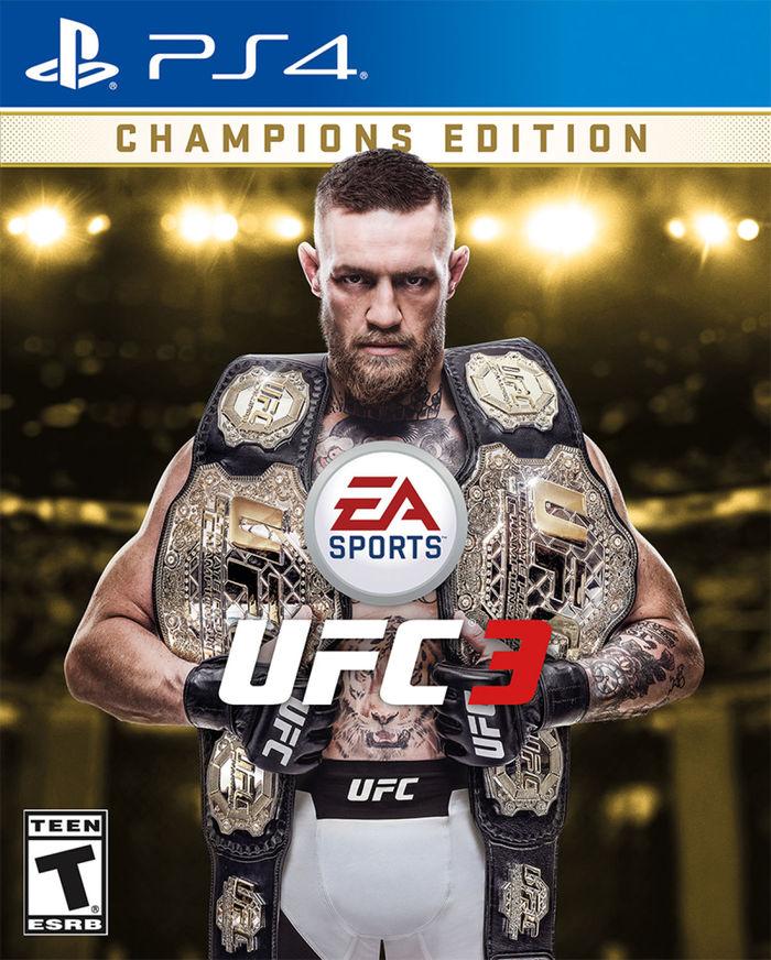 UFC 3 полностью пронизана системой микротранзакций и лутбоксов EA games, микротранзакции, лутбоксы, лига геймеров, UFC, длиннопост