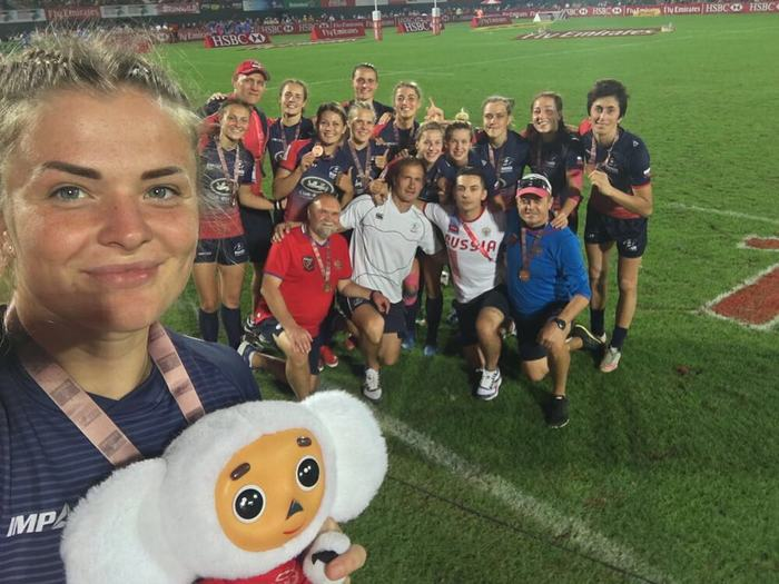 Мировая серия в Дубаи. Rugby 7, Сборная России, Спорт, Регби-7