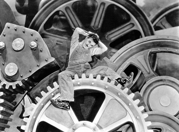 Чаплин. Новые времена. Эпизод #01. Чаплин, Чарли чаплин, Новые времена, Videotrain, Фильмы, Длиннопост