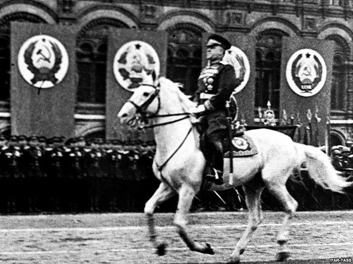 Ко дню рождения Георгия Константиновича Жукова (01.12.1896 - 18.06.1974) Жуков, Кавалерия, Великая Отечественная война, Длиннопост