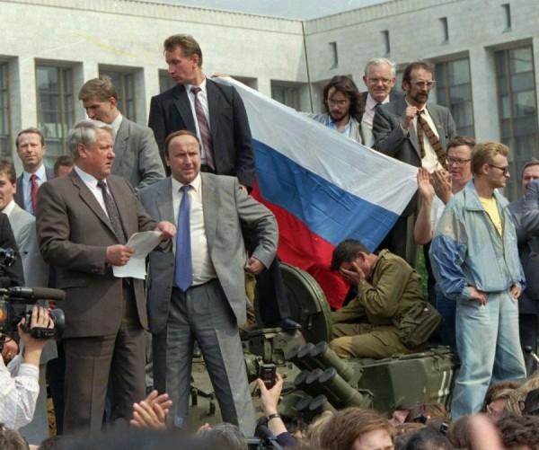 Судьба танкиста Личность, Путч 1991, СССР, История, длиннопост, Политика