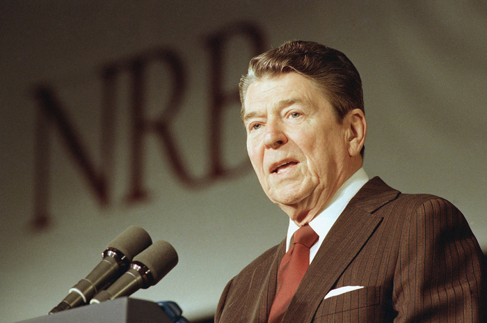 reckoning with reagan thesis