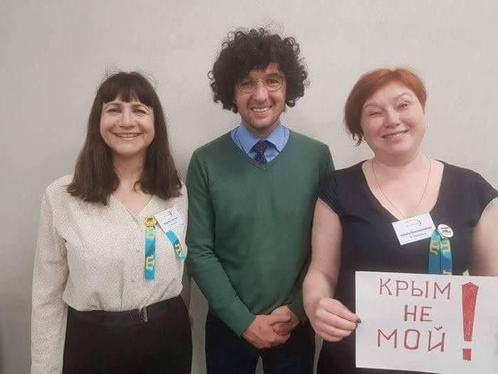 Да и хорошо! Twitter, Политика, Крым наш, Голос Мордора, Те самые светлые лица