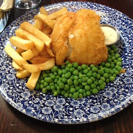 исконно английская закуска жареная рыба как называется