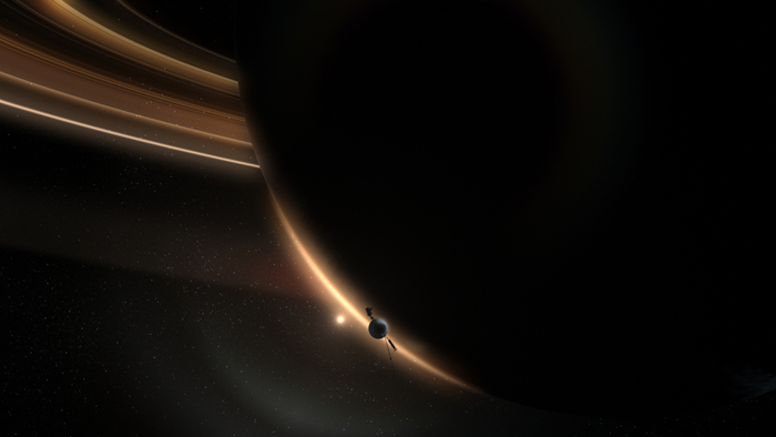 После 37 лет спячки двигатели Voyager 1 успешно скорректировали положение зонда Вояджер, Вояджер-1, Космос, Длиннопост