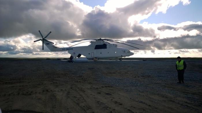 Вот это машина! Многоцелевой транспортный вертолет Ми-26. Вертолеты России, Ми-26, Длиннопост