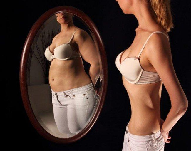похудение с помощью рвоты до и после