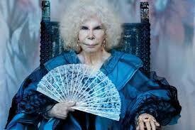 Самая знатная женщина в мире Образ жизни, Знаменитости, Испания, Богатство, Мода, Герцогиня, Длиннопост
