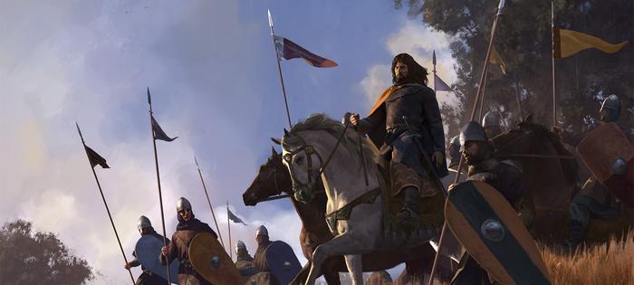 Новые подробности фракций Mount & Blade 2: Bannerlord — Вландия Mount and Blade, Mount and blade 2, Warband, Mount&Blade Warband, Игры, Mount Blade II: Bannerlord