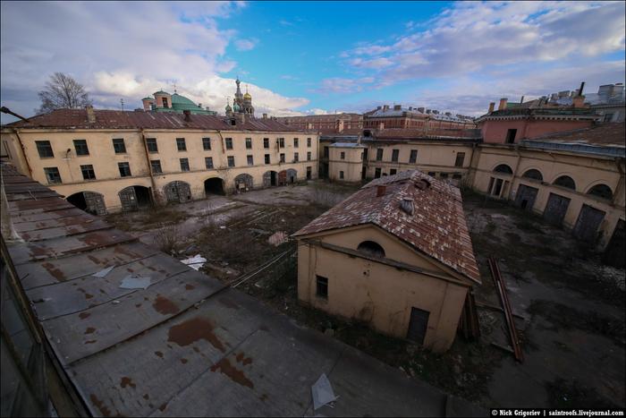 Конюшенный двор Санкт-Петербург, Заброшенное, Заброшенное место, Конюшня, Двор, Длиннопост