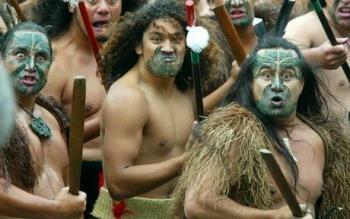 Самое кровавое преступление в истории Новой Зеландии История, Маори, Колонизация, Каннибализм, Длиннопост, Новая зеландия, Туземцы