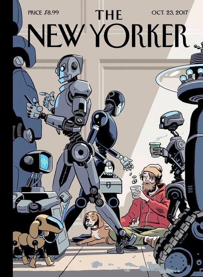 Робот - друг человека: несколько примеров из российской действительности технологии, робототехника, копипаста, длиннотекст, длиннопост