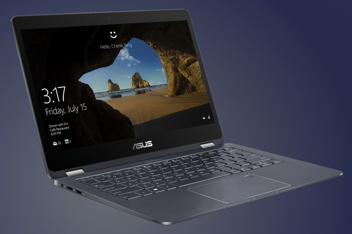 Представлен первый ноутбук с процессором Snapdragon 835 на борту ASUS, Ноутбук, Snapdragon, Always connected, Windows, Длиннопост