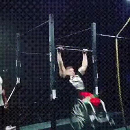 инвалиды спортсмены