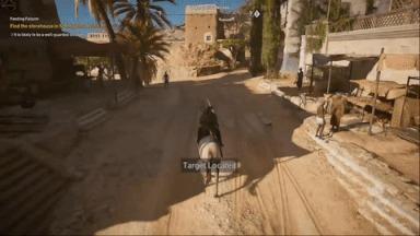 Перевозка нелегальных иммигрантов в Assassins Creed: Origins