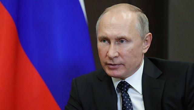 Путину хуй в глотку
