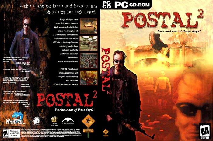 Postal II... Postal II, Компьютерные игры, IC обзор, Длиннопост, Action
