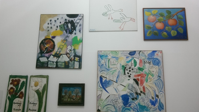 Это - искусство, в нём разбираться надо. Искусство, Современное искусство, Картина, Юмор, Рисунок, Бред