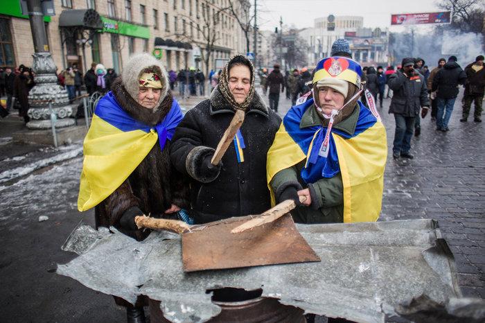 Три грации майдана Политика, Украина, Майдан, Михо-Майдан, Евромайдан