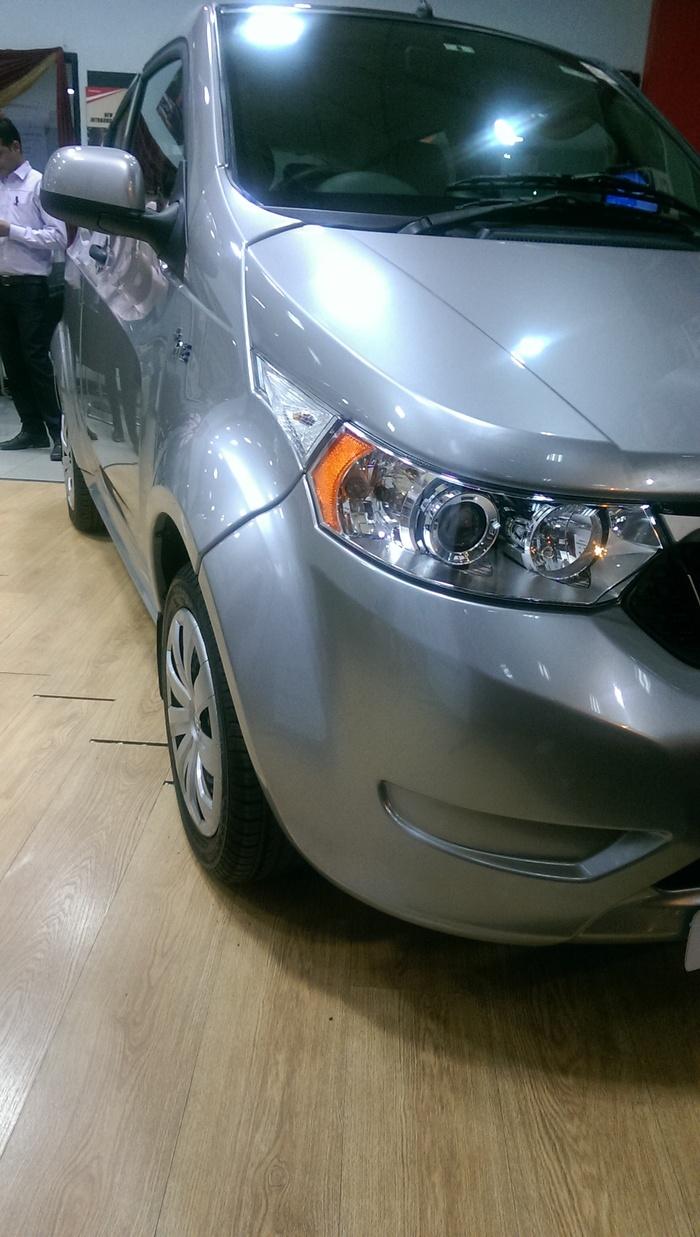 Индийский электрокар Mahindra Авто, Индия, Электромобиль, Технологии, Техника, Автопром, Mahindra, Длиннопост
