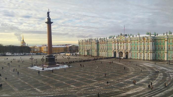 Традиция Питера Фотография, Зимний дворец, Солнце, Санкт-Петербург, Очередь, Штурм, Интилигентные люди