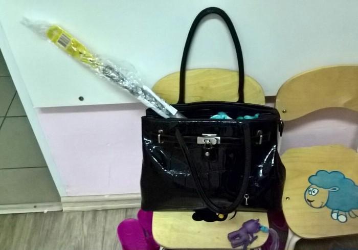 Дамская сумочка Неожиданно, Что это?