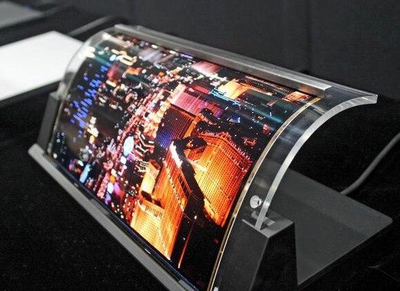 В Японии впервые в мире напечатали OLED-панели joled, прототип, Sony, panasonic, Oled, гибкий дисплей, япония, современные технологии