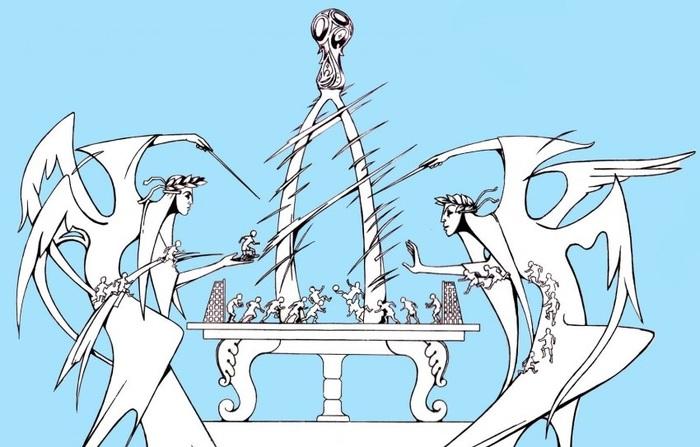 России конкурс ледяных скульптур в италии образом