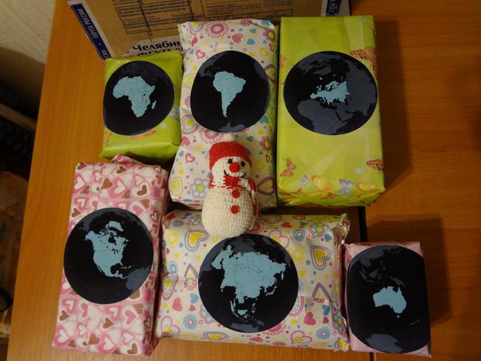 Креативный подарок Обмен подарками, Анонимный Дед Мороз, Тайный Санта, Длиннопост