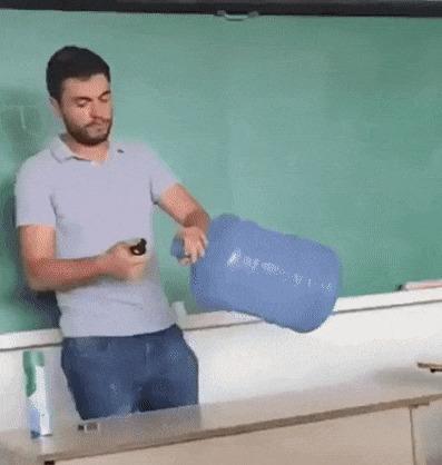 Химический опыт