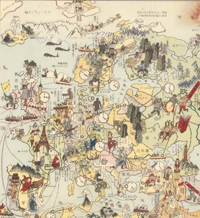 Европа Европа, япония, карты, reddit
