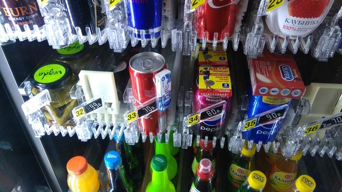 Необычные товары в торговом автомате