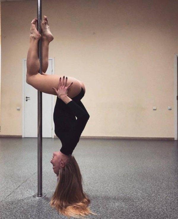 Сильные ноги