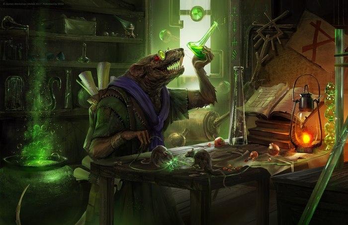 Lab Rat by Sandra Duchiewicz