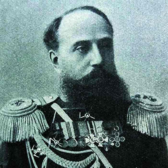Не сообразил Российская империя, Русские, Николай II, Офицеры, Длиннопост