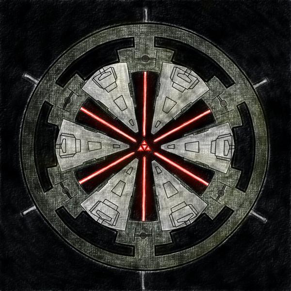 Виват Империи! Творчество, Рисунок, Цифровой рисунок, Star wars, Галактическая империя