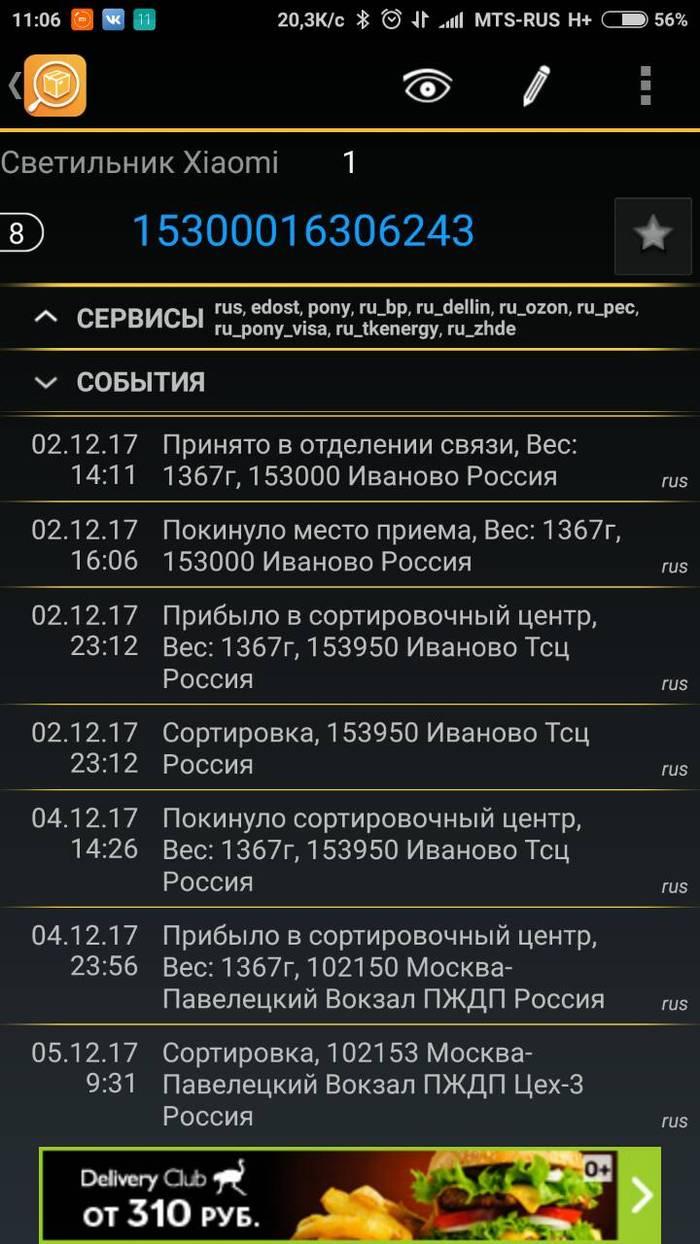 Почта России,ну как же так?.... :( Почта России, Разочарование, Подарок, Длиннопост