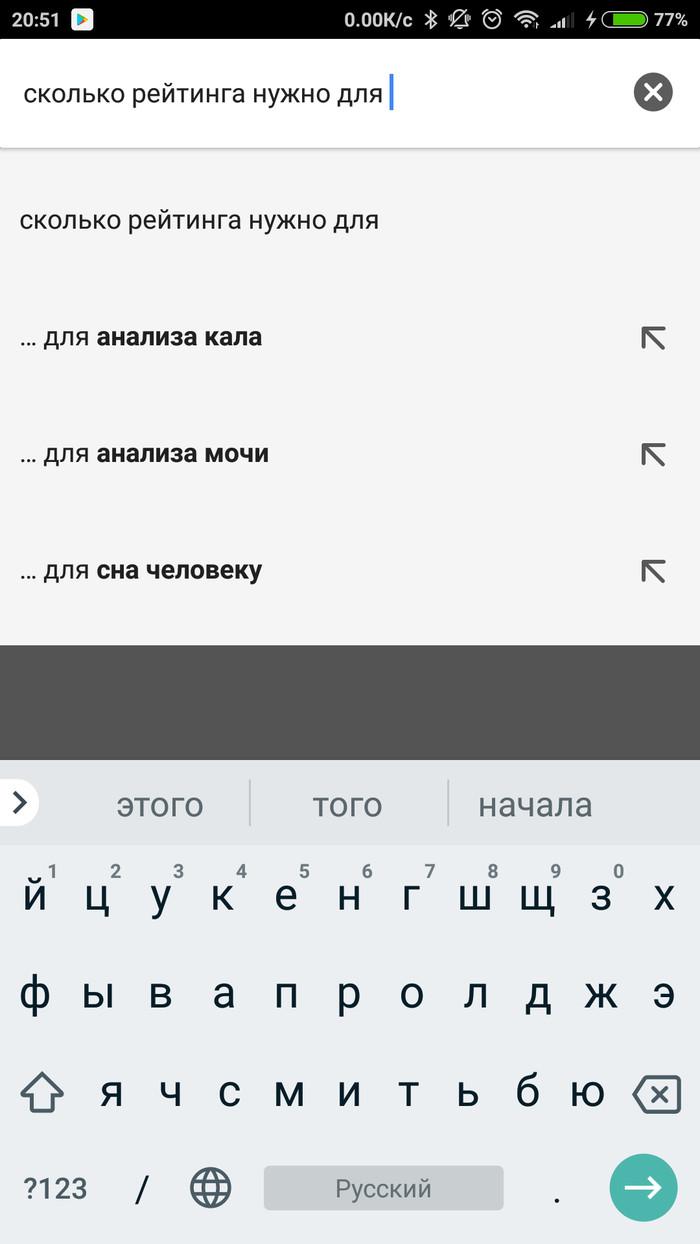 Гуглил нужный рейтинг поста пикабу для выхода в горячее.