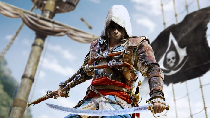 Халявная раздача Assassin's Creed IV: Black Flag от Ubisoft. Халява, Assassins creed, Пираты, Декабрь, Ubisoft