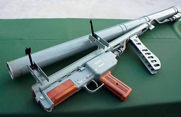 """Специальный гранатомет ДП-61 """"Дуэль"""" Оружие, Дуэль, Гранатомет, ВМФ, Длиннопост"""