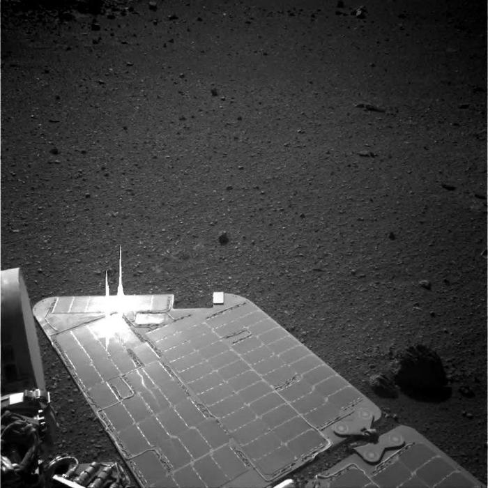 Недавние фотографии от Opportunity, который уже почти 14 лет исследует Марс Марс, Космос, Opportunity, длиннопост