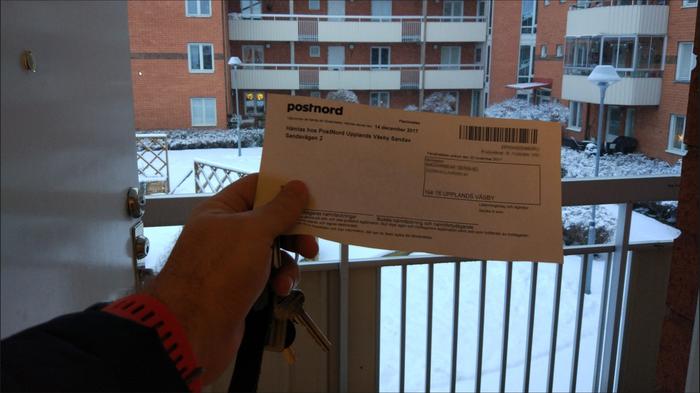 В Швецию дошел подарок от Деда Мороза из Тюмени Тайный Санта, Подарок, Длиннопост, Обмен подарками