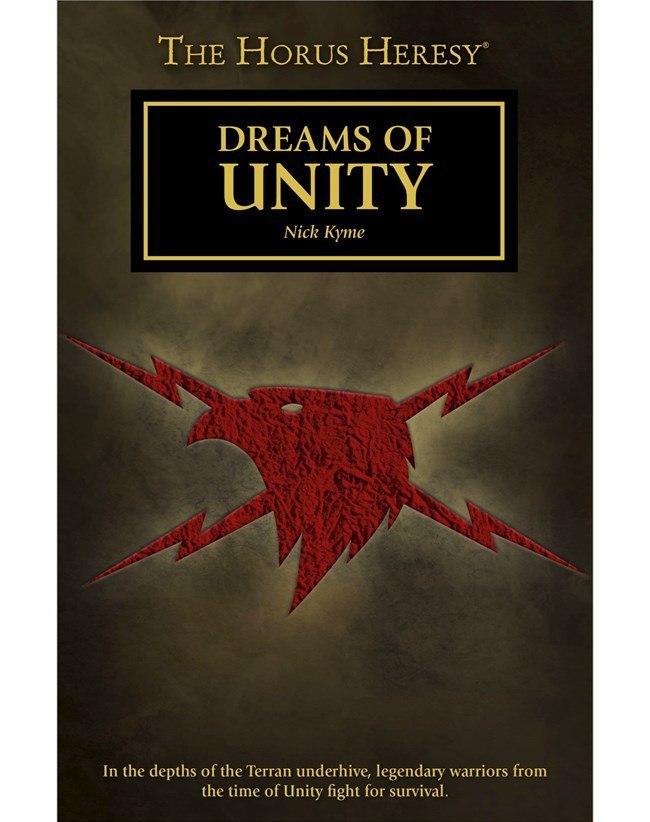 Мечты Объединения warhammer 30k, Horus Heresy, Black Library, Wh News