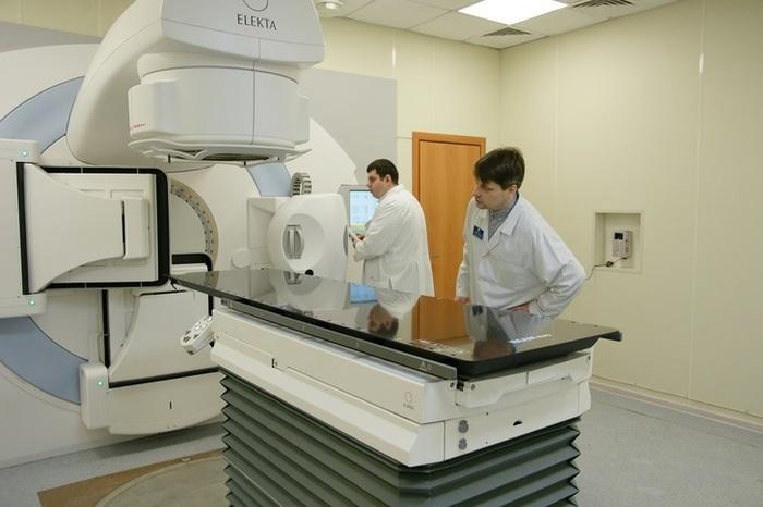 В Магадане открыли радиологический корпус онкодиспансера Магадан, Медицинский центр, Онкология, Жить в России